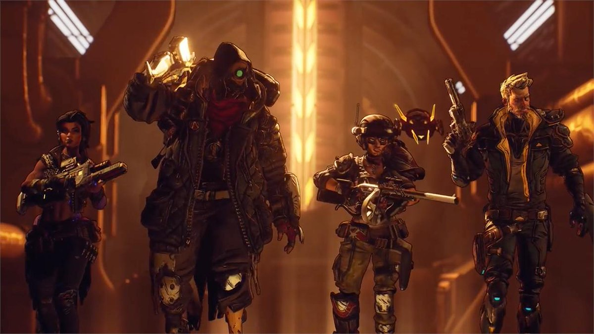 Check out our first-ever look at Borderlands 3's explosive, 4-player co-op gameplay. bit.ly/2HaMGp8