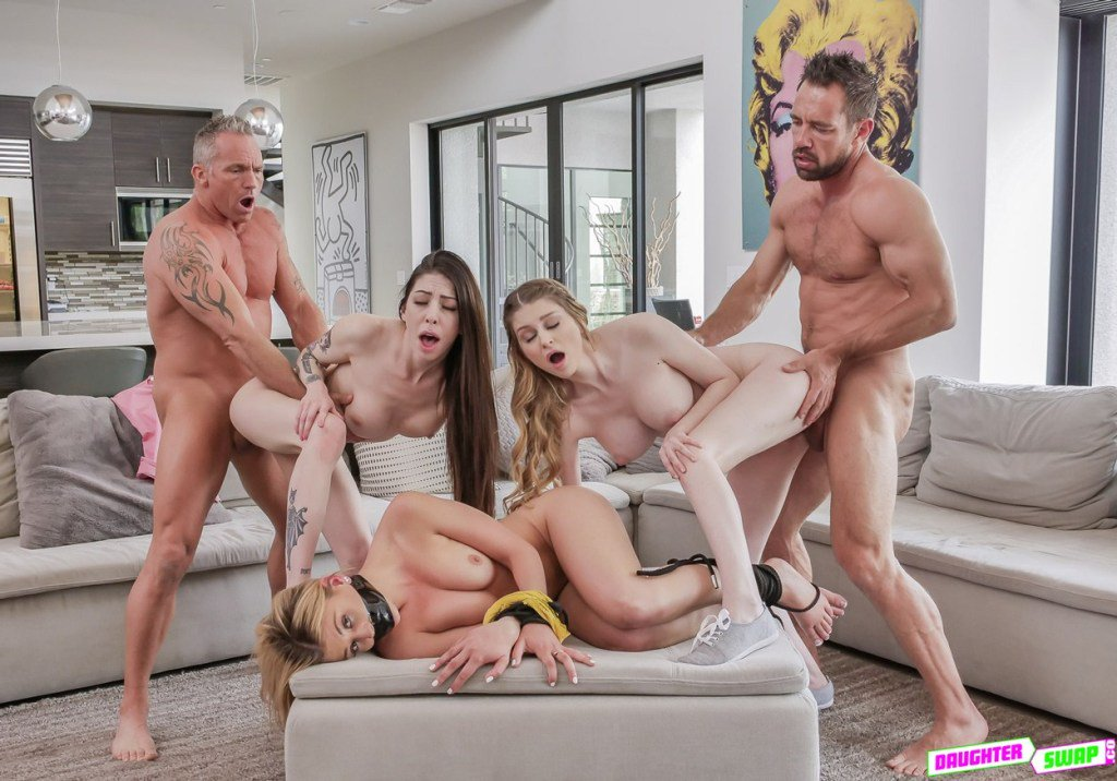 Threesome Orgy Public Pornstage Also Sex Daughter Swap 1