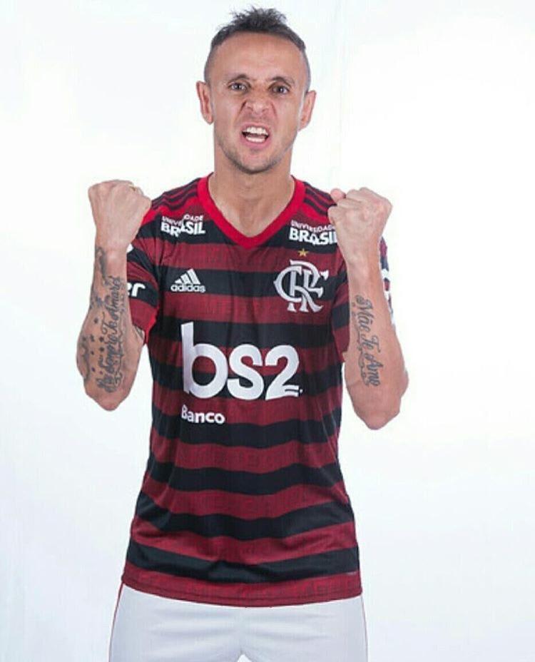 Fla Galaxys Tweet Rafinha No Media Day Do Flamengo