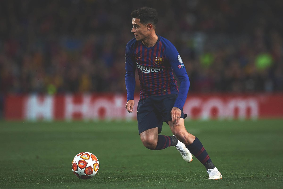 OFFICIAL: Bayern Munich have agreed a deal to sign Coutinho from Barcelona on a one-year loan with an option to buy.
