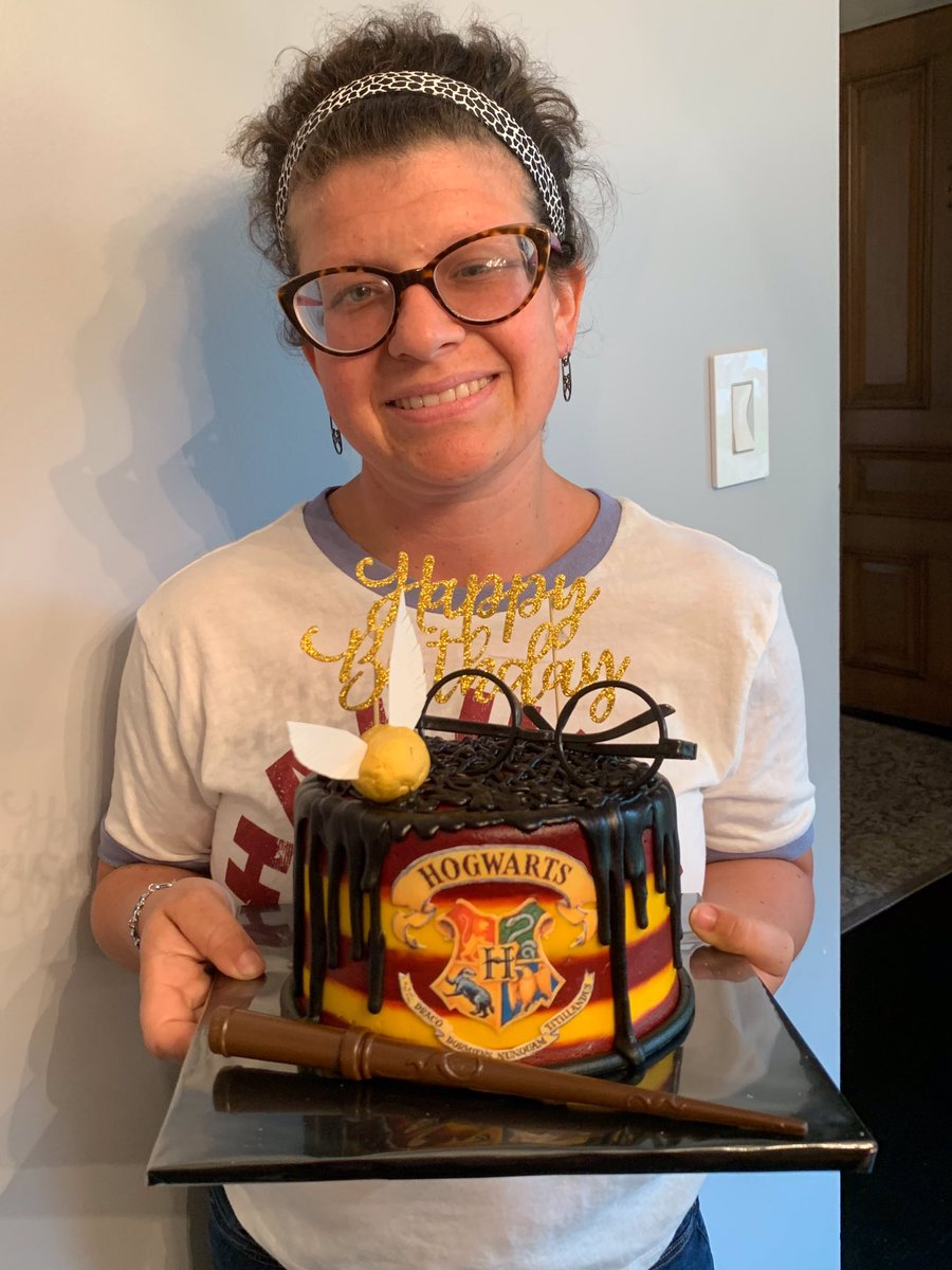 Awe Inspiring Mary Beth Steckel On Twitter Doesnt Get Any Better For A Harry Funny Birthday Cards Online Alyptdamsfinfo