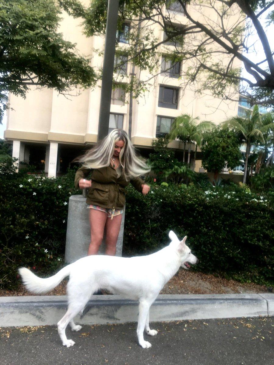 #mamievandoren Newport Beach on a cool evening with Lili Mae. <br>http://pic.twitter.com/R1VEy2NqKP