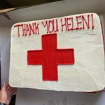 Image for the Tweet beginning: The @RedCross couldn't carry out