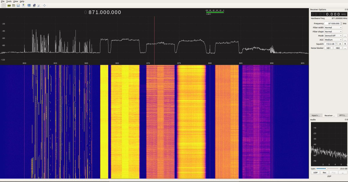 Gqrx on JumPic com