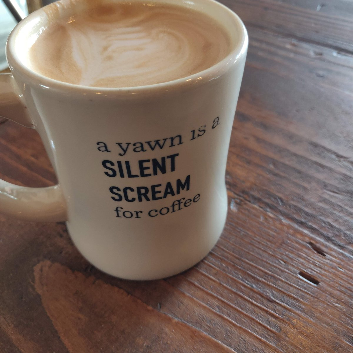 The Blue Butterfly, Main Street, El Segundo, CA - has in-house roasting and a dedication to great coffee - and good slogans