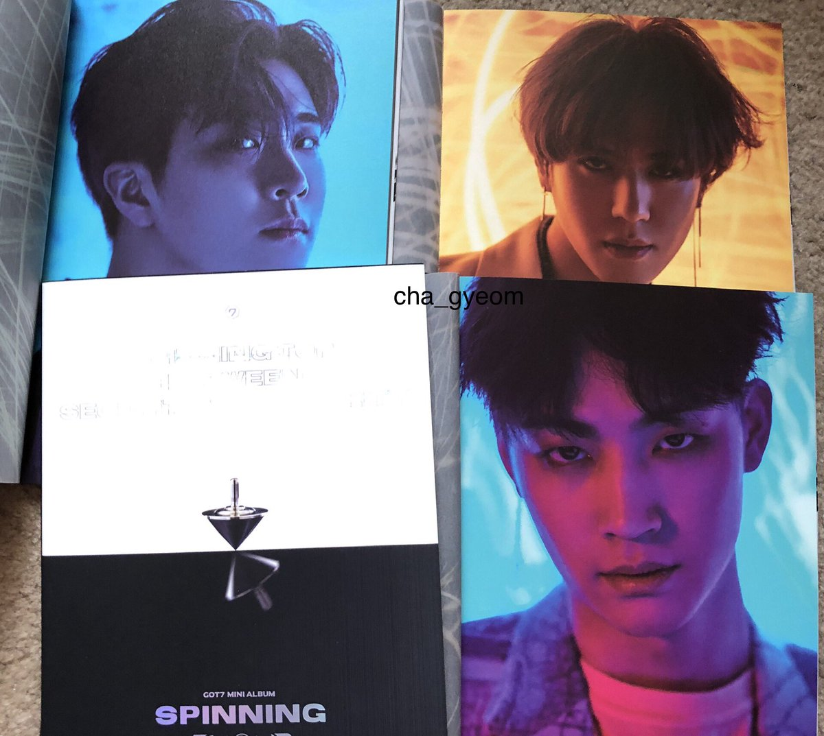 GOT7 SPINNING TOP ALBUM GIVEAWAY  • 1 winner [maybe 2] • 1 spinning top album of your choice • 2 PCs  • 1 set preorder postcard things  • like+rt+follow • reply a pic of your bias  • WORLDWIDE  • ends Sept 10th 7pm pst   #GOT7  #GOT7_KEEPSPINNING  @GOT7Official<br>http://pic.twitter.com/VFZOGvIuHj