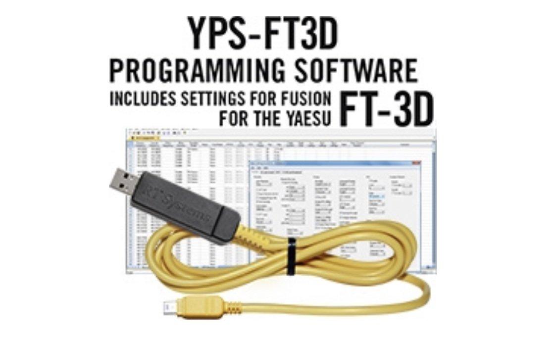 RT Systems から、FT3D用プログラミングソフトウェア&