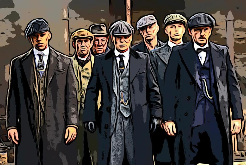 Am I the only one who wants a GTA set in 1920s England, Peaky Blinders style? <br>http://pic.twitter.com/l3rcwFoHbB
