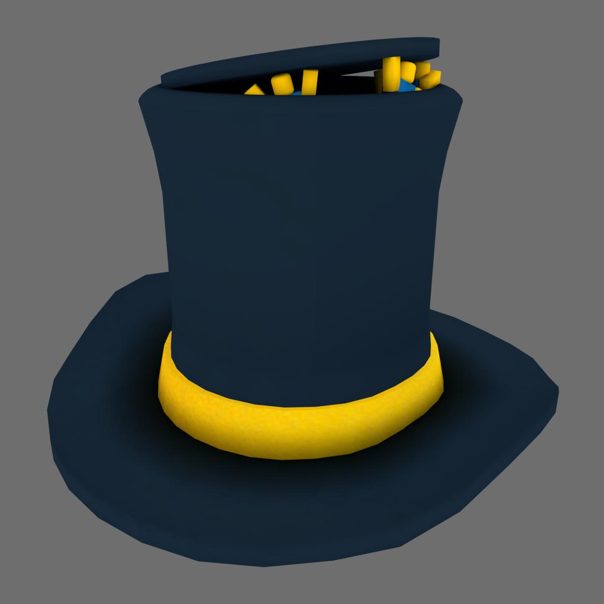 Try On Hats D Roblox Mas On Twitter Ugc Concept 13 Peeping Noobs Top Hat Price 500r Description Say Hello To My Little Noobs There S 4 Visible Noobs But There S 5 In The Hat Import This Hat