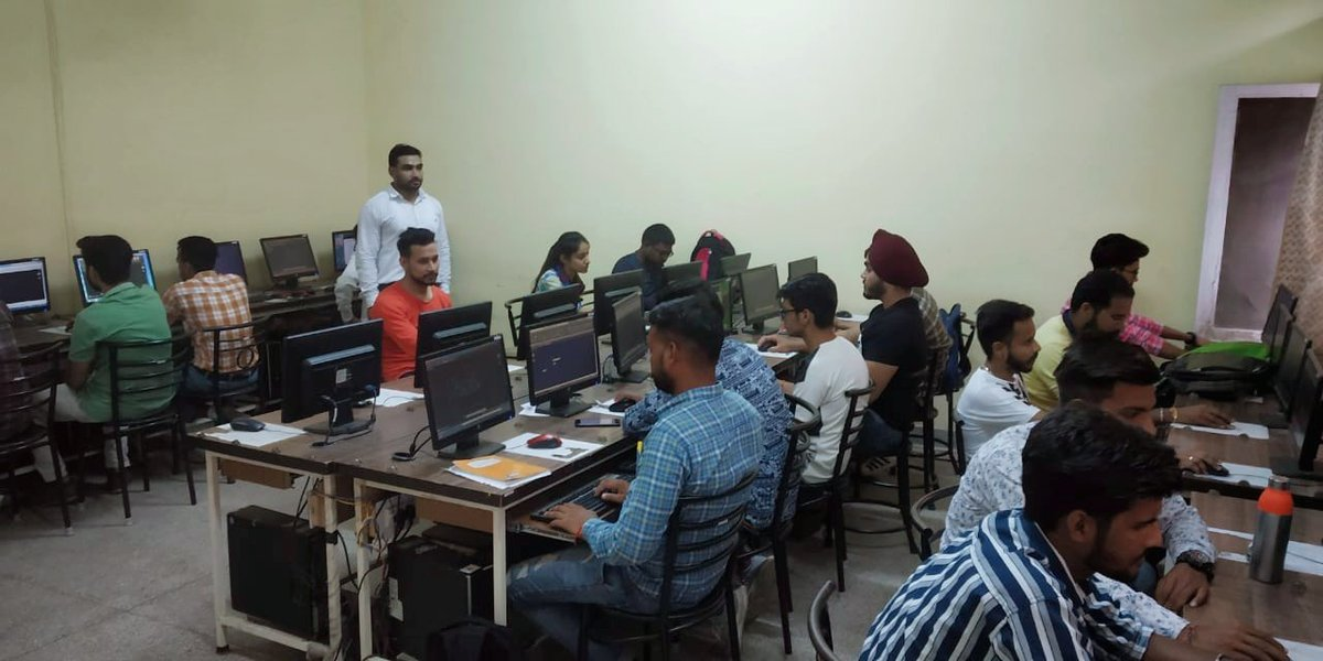 @minmsmetcjal Final practical examination of MASTER CERTIFICATE COURSE IN MECHATRONICS 5th Batch (NSQF Level 6) at CIHT Jalandhar https://t.co/2hQ5etyUD5