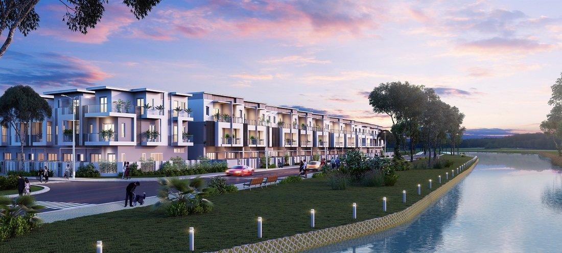 Nhà phố Corona City Khang Điền Bình Chánh ECJRJcJU0AAbfgv?format=jpg&name=medium