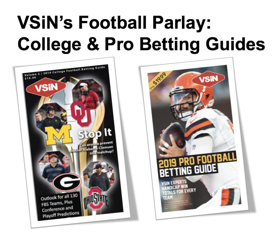 pro football betting analysis