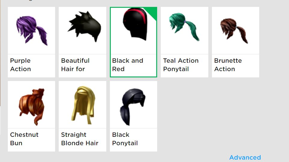 Red Action Ponytail Roblox Roblox Giveaways Rblxgiveaways Twitter
