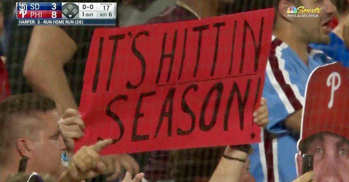 It Shittin Season
