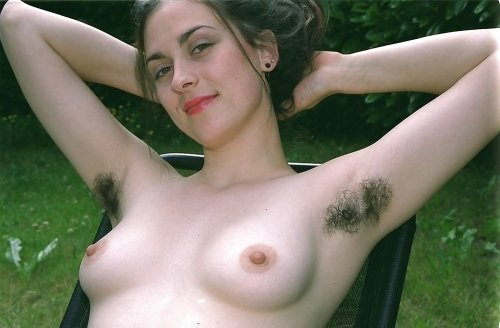 Hairy armpits blogs