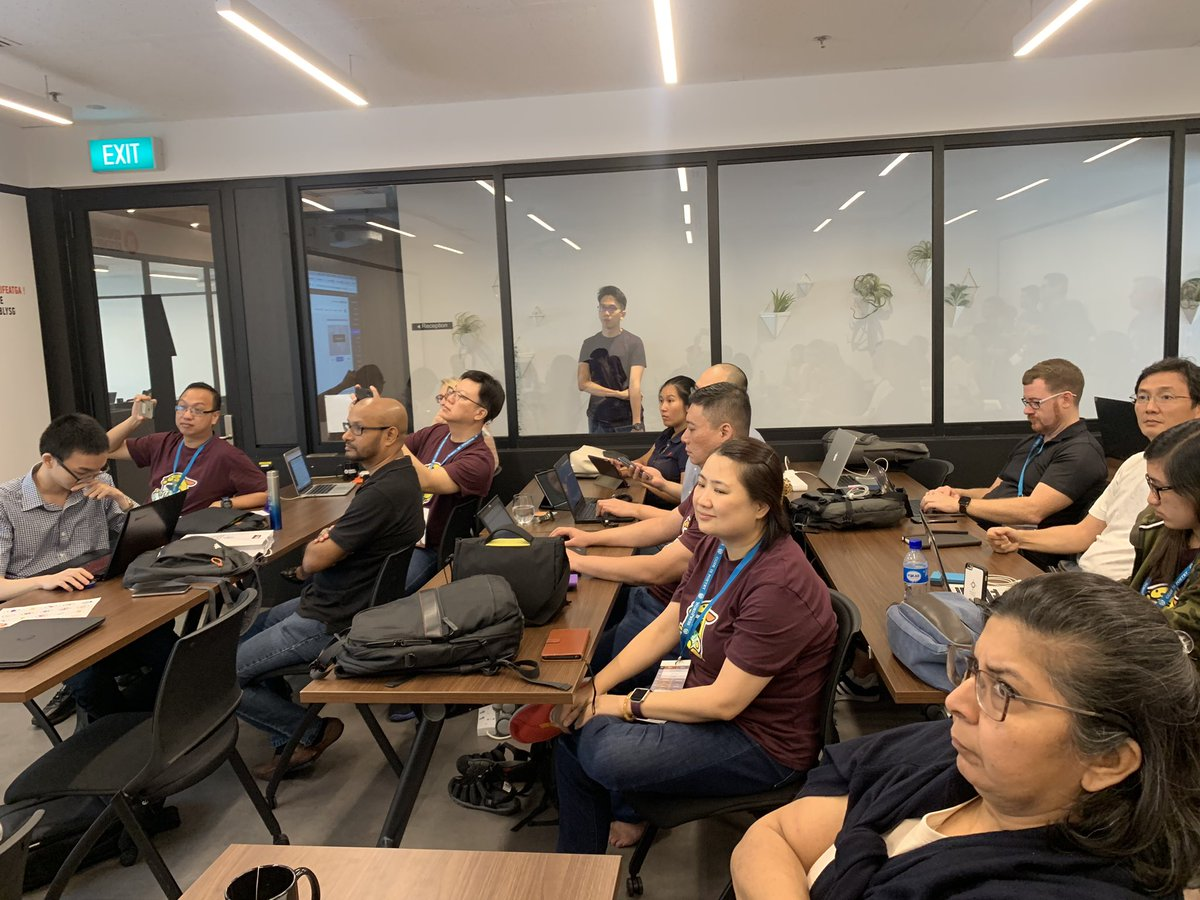 test Twitter Media - Full house at @Asif2BD's Elementor Masterclass @ #WordcampSG's Contributor Day https://t.co/NFqNjJHeMu