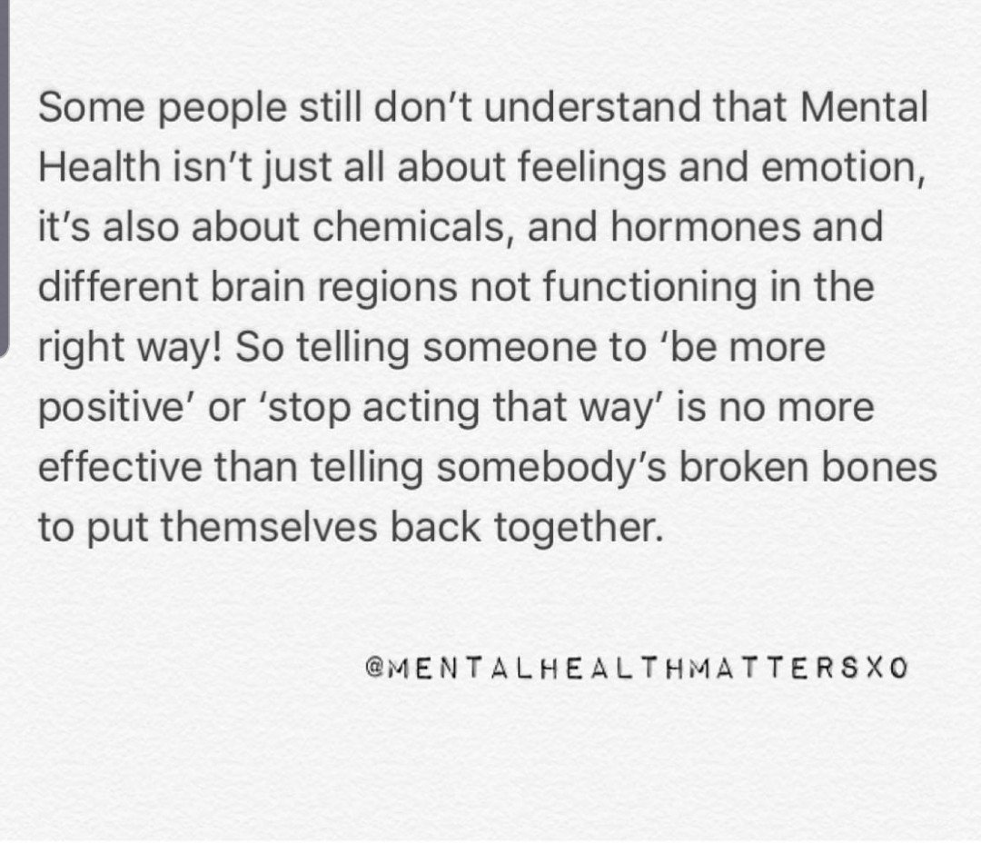 exactly.. some people need to be mindful of this!👊👊#mentalhealth