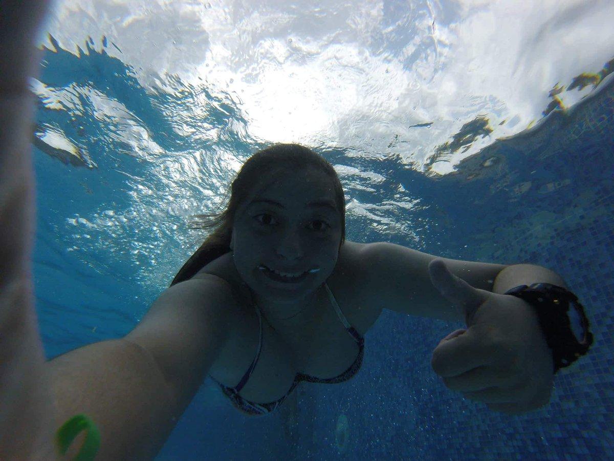 #swimming #GoPro #selfie #summer #2k19 #summer2k19 #smile