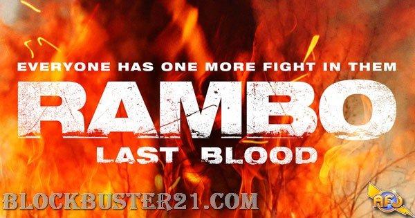 Watch Rambo 5: Last Blood - 2019 (Online) Movies