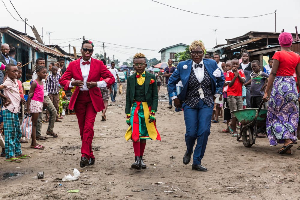 Meet the women redefining style in the Republic of Congo — in pictures aje.io/nlfsj