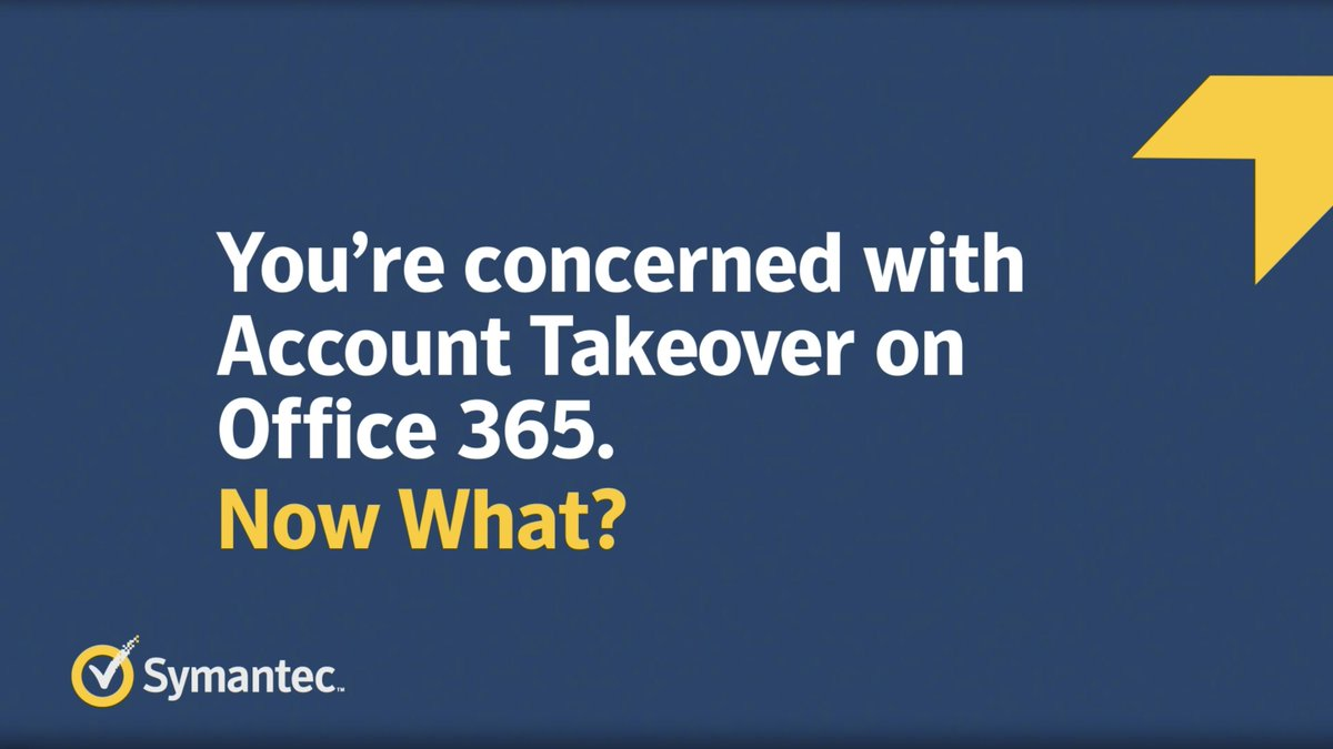 Learn how Symantec email security and Cloud Access Security Broker (CASB) solutions defend the Office 365 environment against phishing, malware and brute force attacks.  http:// ms.spr.ly/6010T3cPE    <br>http://pic.twitter.com/H6H4FPaaWe