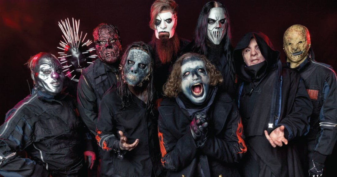 We Are Not Your Kind by @slipknot is only the fifth heavy metal album to top the UK chart in the last decade. Find out more: bit.ly/33Honsy