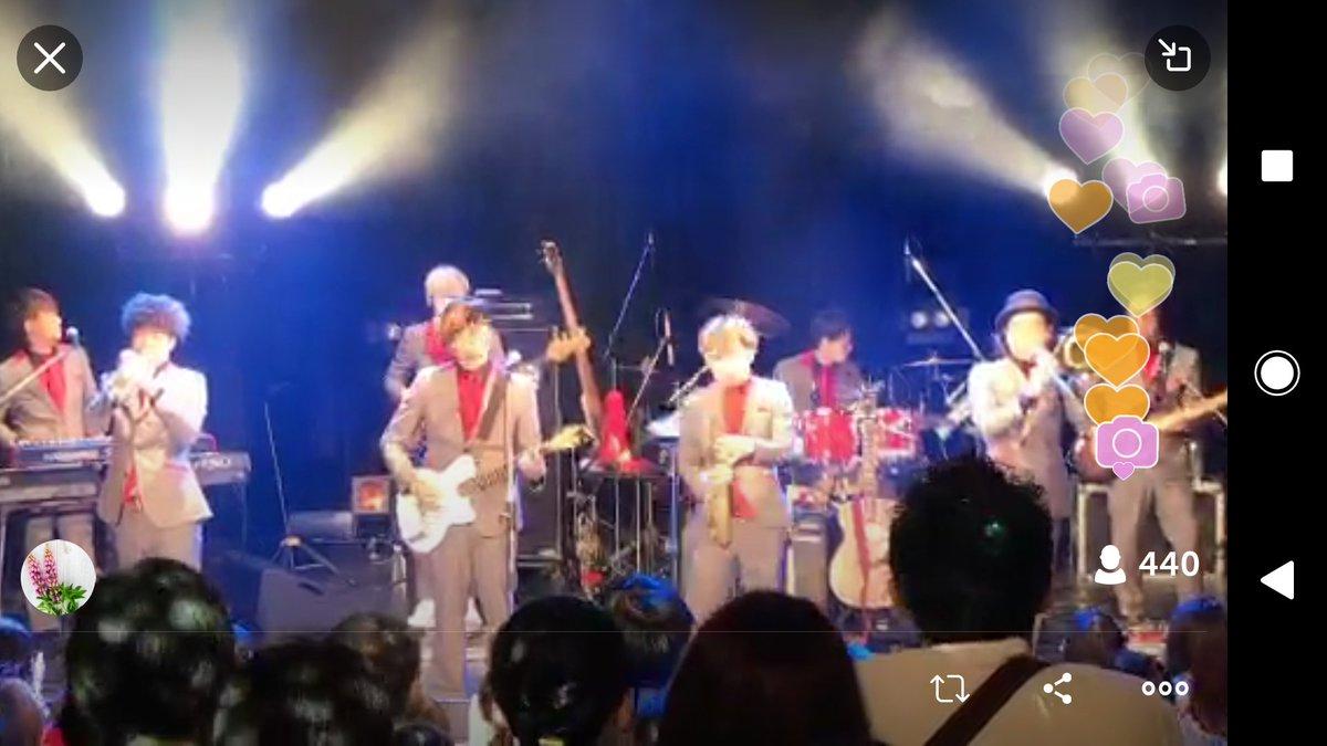 【生配信中】NIPPON OVER-BLOW TOUR 2019-2020@Shibuya WWWたなっち、ありがとう🎶✨