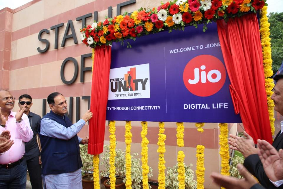 Free wifi facility launched at Statue of Unity; World Forest, Safari, Cactus Garden, some of the upcoming tourist attractions here