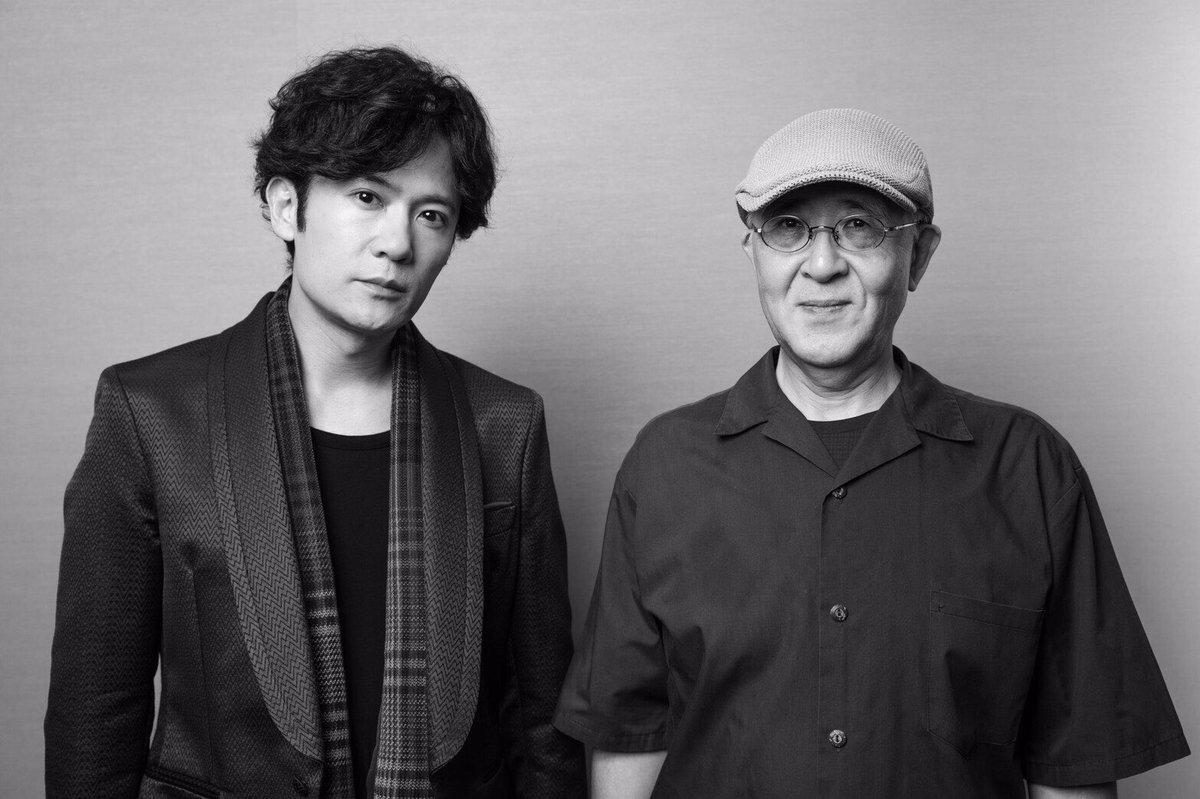稲垣吾郎さんと鈴木聡さんを撮影させていただきました。この時代に生きてて良かったの極みであります。。#稲垣吾郎 #鈴木聡 #君の輝く夜に