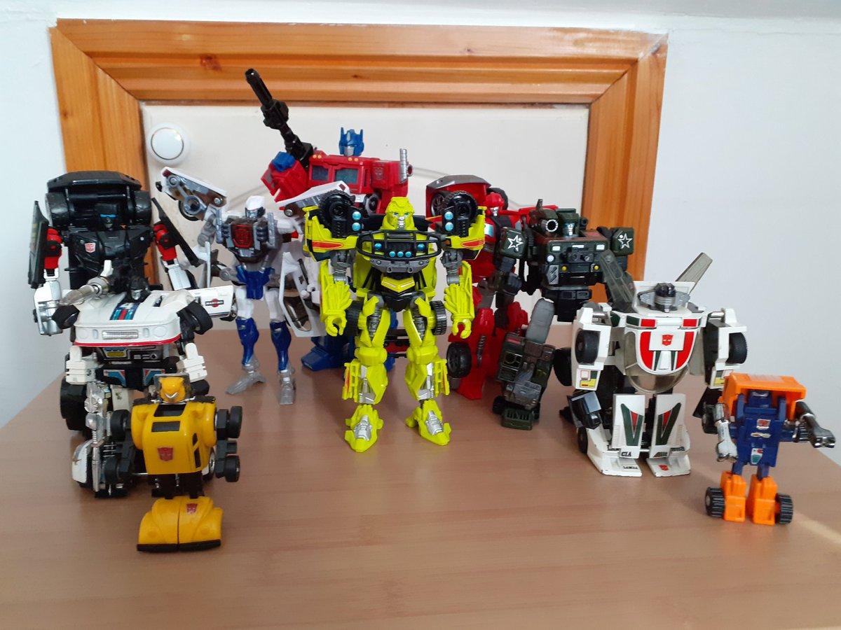 #transformers #deskbot