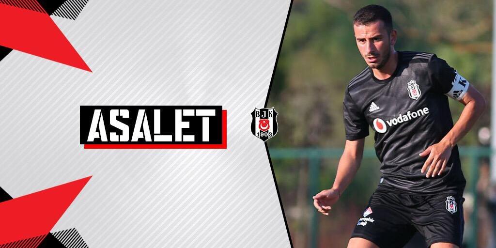 Bugün siyah formamızla sahada olacağız, kalecimiz yeşil forma giyecek. Asalet ☑️ ⚫️ #Beşiktaş