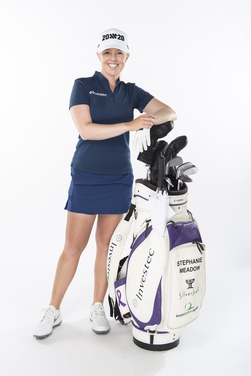 T1 heading into the weekend @World_Inv_Golf. Excited and honored to be representing all of my sponsors on home soil. Thank you to everyone who has come to watch already😊👏🏻👏🏻 . . @Investec @20x20_ie ATA @teamirelandgolf