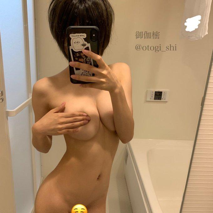 裏垢女子御伽樒のTwitter自撮りエロ画像47