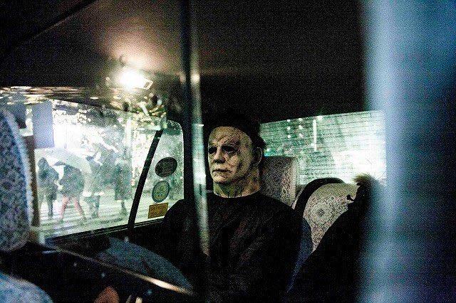 \#ブギーマン に何度だって会える/『#ハロウィン』 ブルーレイ+DVD [Blu-ray] 9/19 いよいよ発売🔪続編『Halloween Kills』完結編『Halloween Ends』に備えよ...🎃#ホラー映画 #マイケル・マイヤーズ#ローリー・ストロード