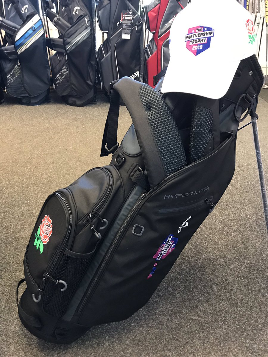 Can't wait for the @TGI_Golf @CallawayGolfEU @TravisMathew_EU Partnership Trophy @TrumpTurnberry in September. Come on England 🏴