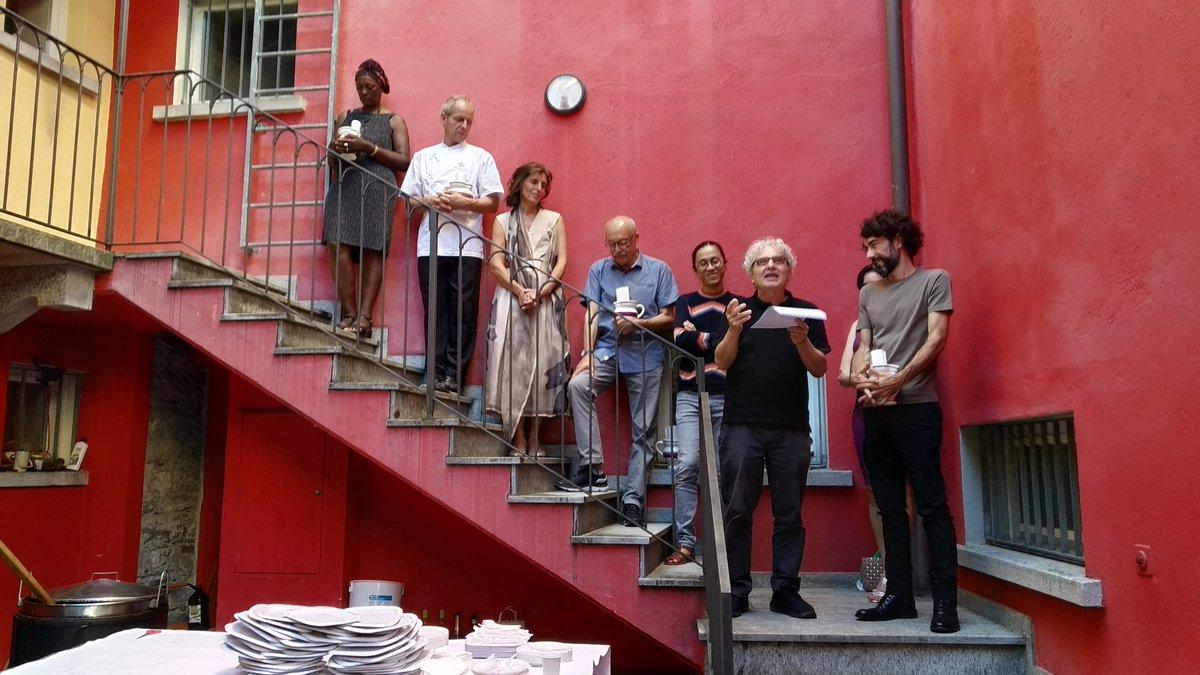 E longa noite gaña o premio Boccalino d'oro outorgado pola crítica independente a mellor director!!!!🤖