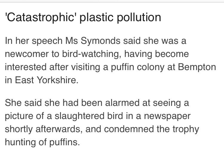 @KateBielby someone's moving on to your puffin patch