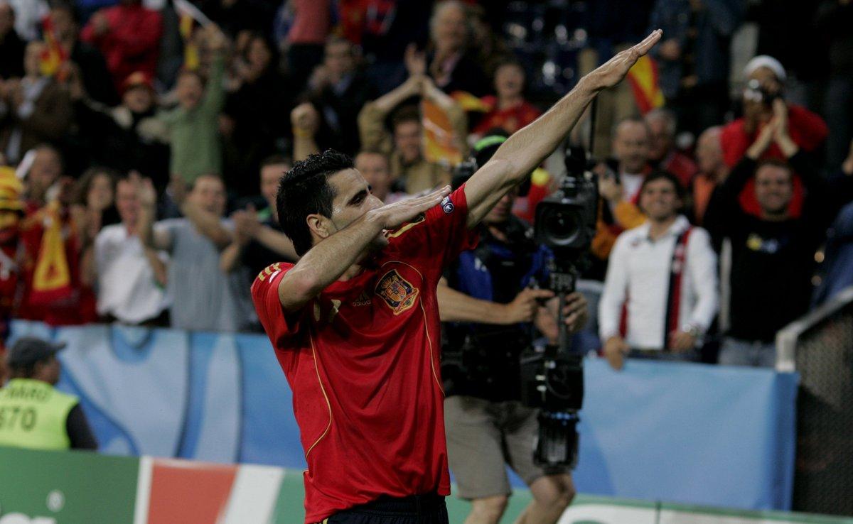 🏆 Campeón de Europa en 2008 🏟 21 partidos con la @SeFutbol ⚽ 6 goles ✌🏻 Nunca conoció la derrota ¡¡FELIZ 39 CUMPLEAÑOS, DANI GÜIZA!!