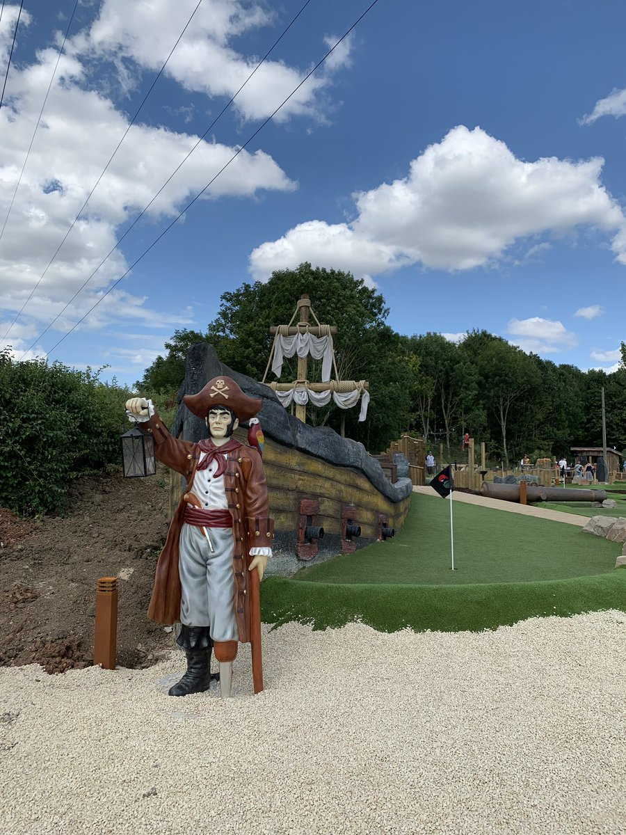 Need something to do this weekend? Why not come and try our new adventure golf course? #GetInspired #getintogolf #adventuregolf  #Cheltenham #Tewkesbury #familydayout