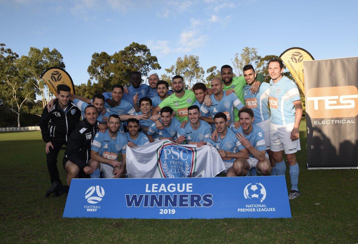 Top 12 Australia National Premier Leagues Western - Gorgeous