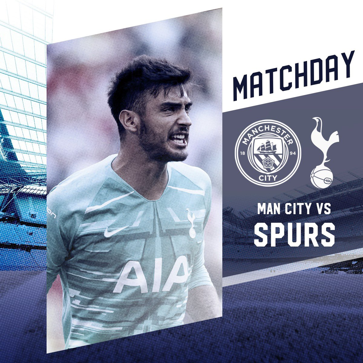 @GazzanigaPaulo's photo on COME ON YOU SPURS