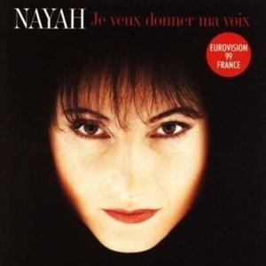 La Eurocanción del Día: Francia 1999 con Je veux donner ma voix de Nayah eurovision-spain.com/iphp/pais_hist…