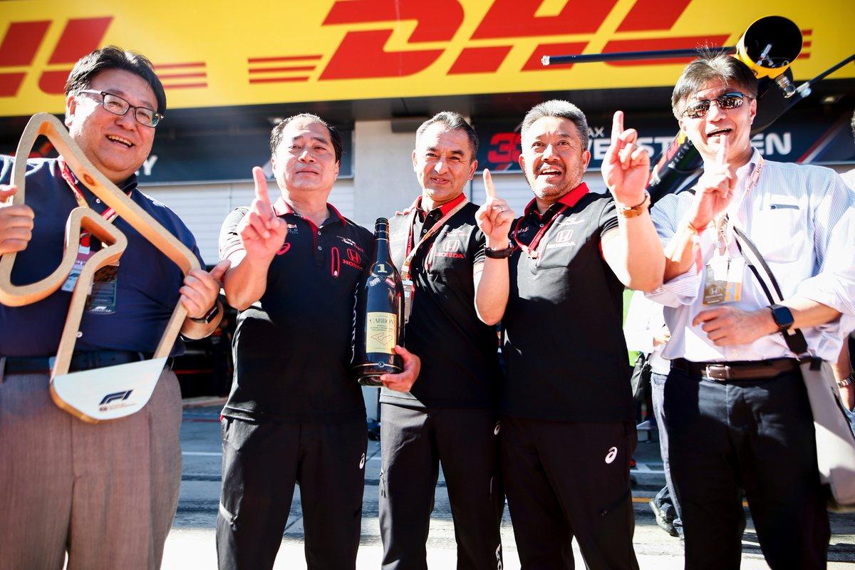 Honda: F1'deki geleceğimiz için daha fazlasını yapamayız   🔗👉 http://www.sonsektor.com/haberler/honda-f1deki-gelecegimiz-icin-daha-fazlasini-yapamayiz-65025/…   #F1