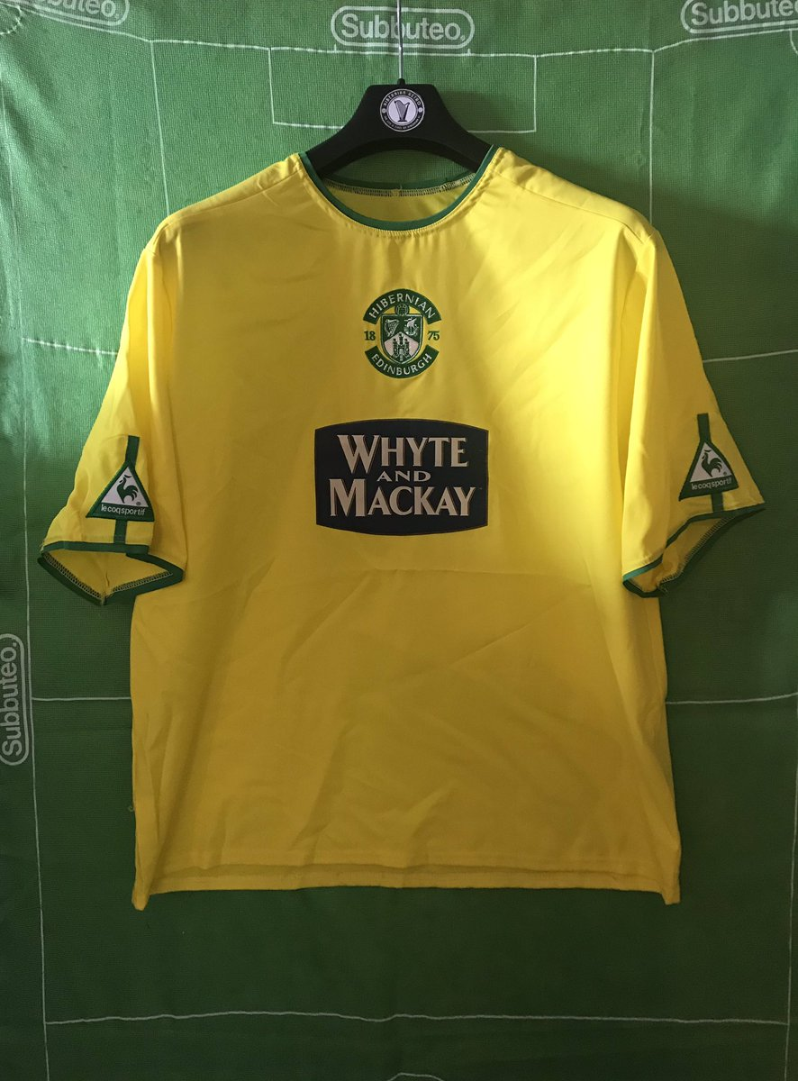 Latest in our collection thanks to @historicshirts 👏🏻 2005 Away Shirt #GGTTH