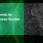 Image for the Tweet beginning: #Crossborder payments have long served