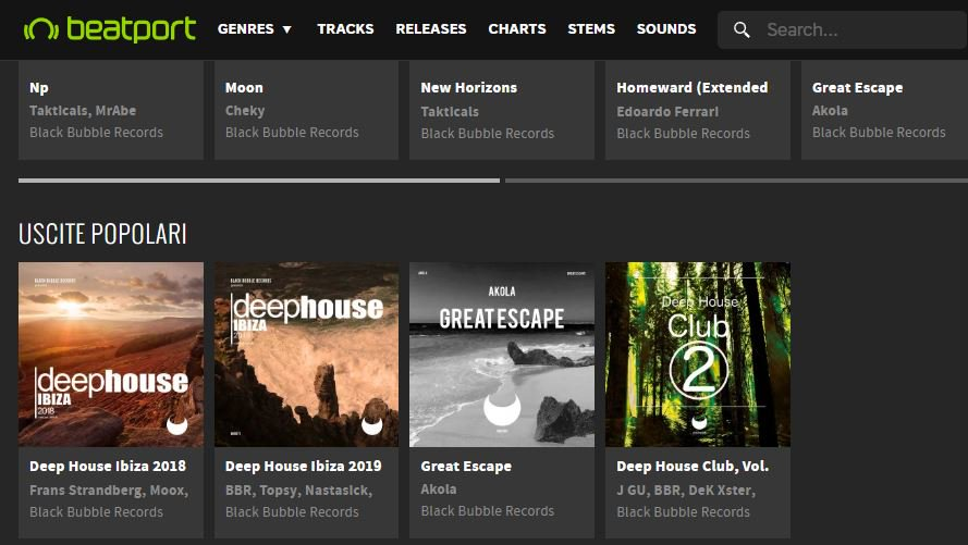 ABOUT US // Discovery @BlackBubbleRec and our artists @beatport #Deephouse #minimaltechno   http:// beatport.com/label/black-bu    … #beatport #housemusic #TechHouse #housemusic #blackbubblerec #ibiza<br>http://pic.twitter.com/JfxxZvQMX5