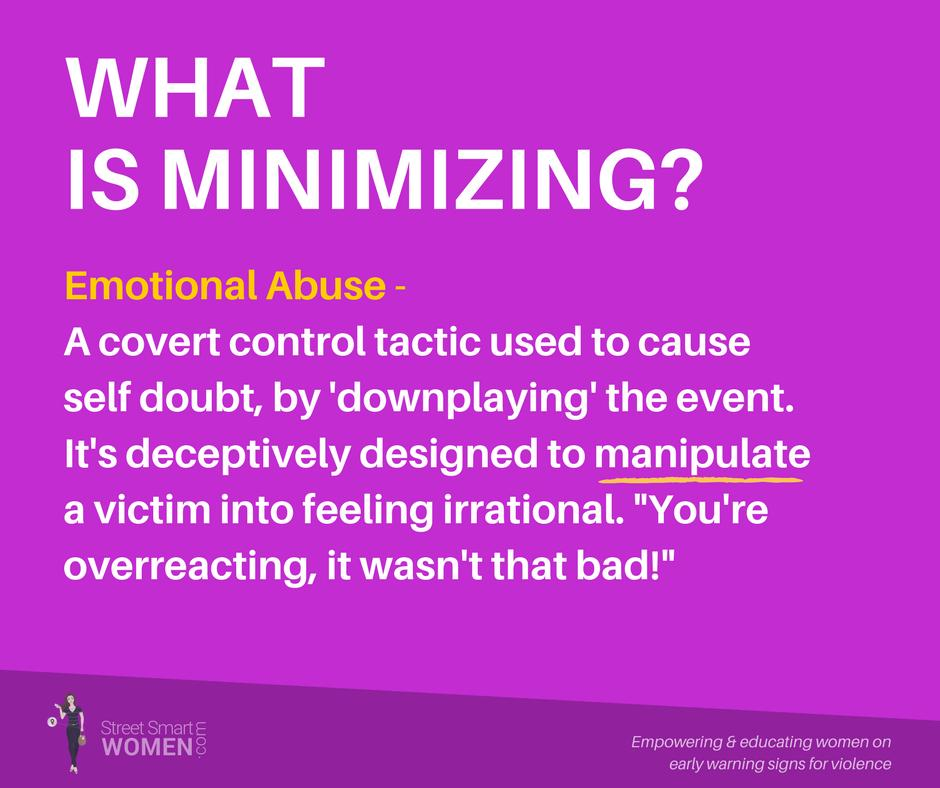 No one has the right to tell you that what you have experienced isn't 'that bad', or that you are 'being too sensitive'.  YOUR experiences are yours; your resulting emotions are VALID.  A #narcissist will DOWNPLAY the #abuse, & that is even MORE abuse!  #NPD #SelfHelp #Education<br>http://pic.twitter.com/2x3onSGLvO