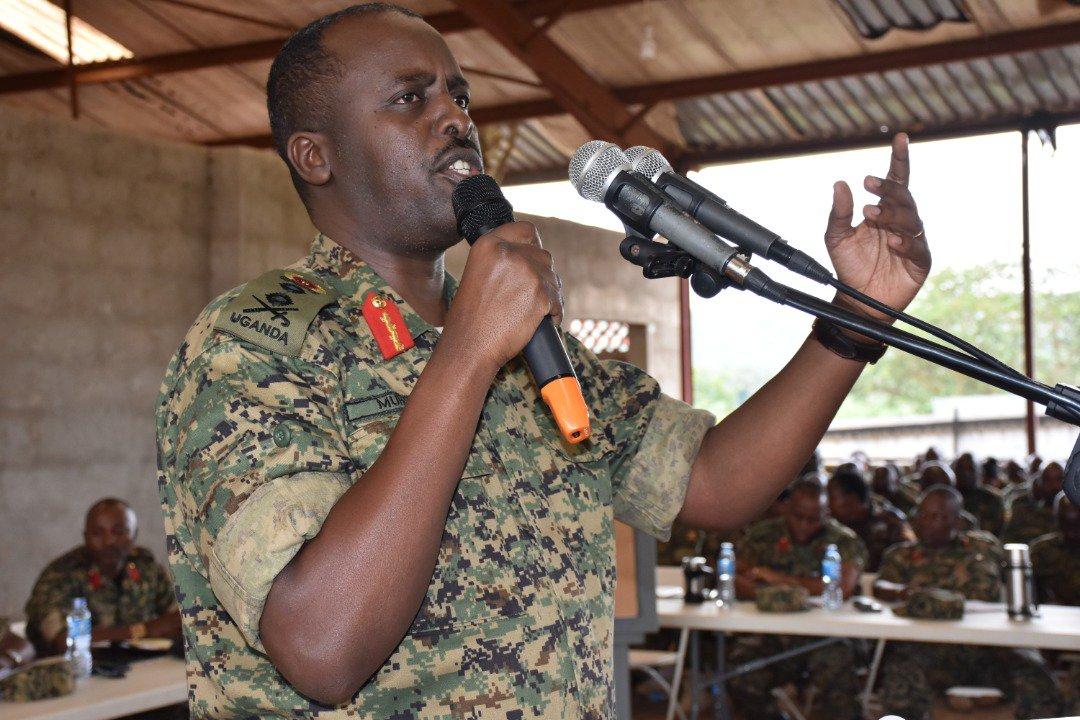 """A Stable #Somalia is a Stable #Africa"" – Gen Muhoozi on Return of 2,000 Ugandan Troops  https://www. softpower.ug/a-stable-somal ia-is-a-stable-africa-gen-muhoozi-on-return-of-2000-ugandan-troops/  …  #UPDF #AMISOM #Peace #UgandaNews #SoftPowerNews<br>http://pic.twitter.com/GKUbNYRpZL"