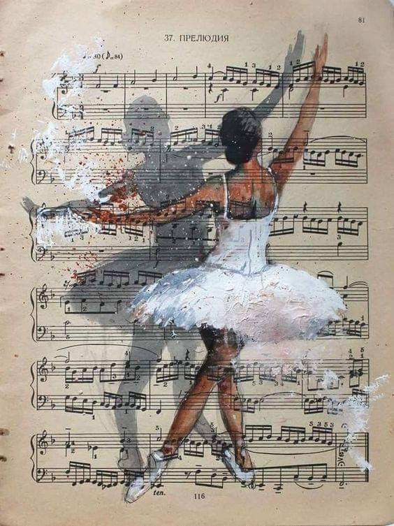 Thanks Jack Beautiful #painting of ballerina. #HappyWeekend to you too  <br>http://pic.twitter.com/7nZTApZPUd