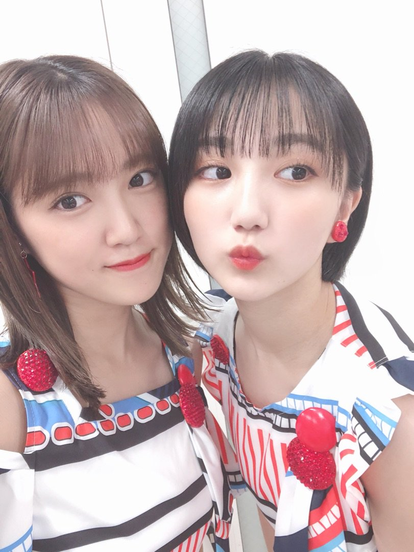【Blog更新】 8月17日 配信ケッテイ~ 小関舞:…  #country_girls